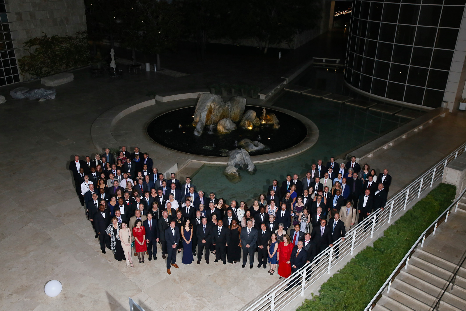 IAMFA Gala at The Getty 2018